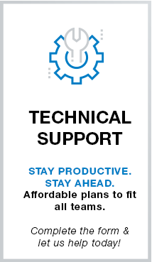 tech support ad