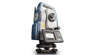 DX Auto-Pointing Total Station