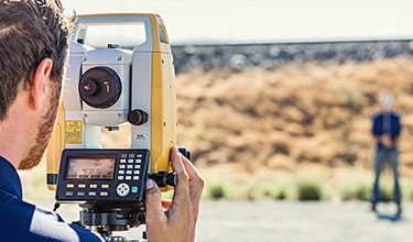 ES Series Total Station