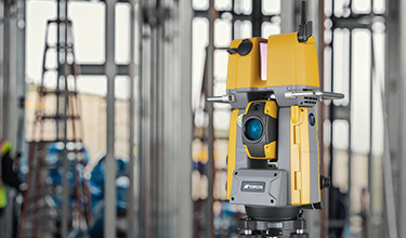 GTL-1000 Scanner Total Station